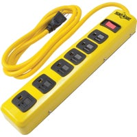Woods Ind. 6-OUTLET POWER STRIP 5139