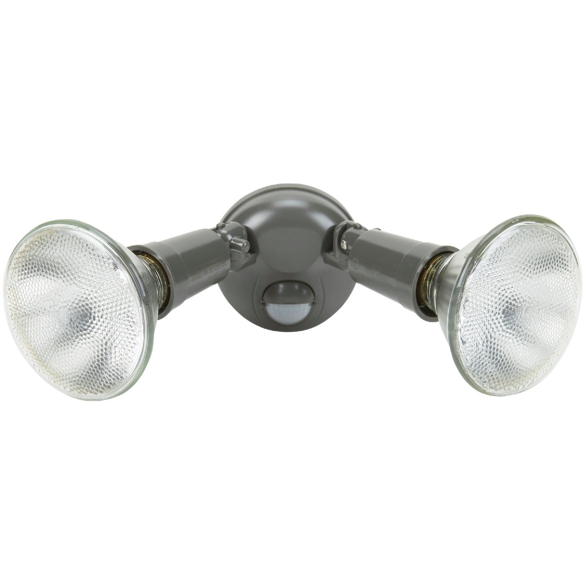 110-Degree Incandescent Motion Floodlight Fixture