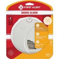 Smoke Alarm W/Batteries