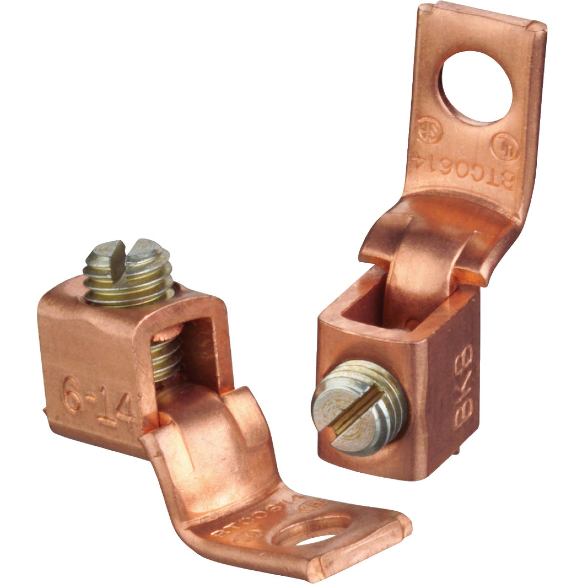 6STR-14AWG TERMINAL LUG - BTC0614 by Thomas & Betts