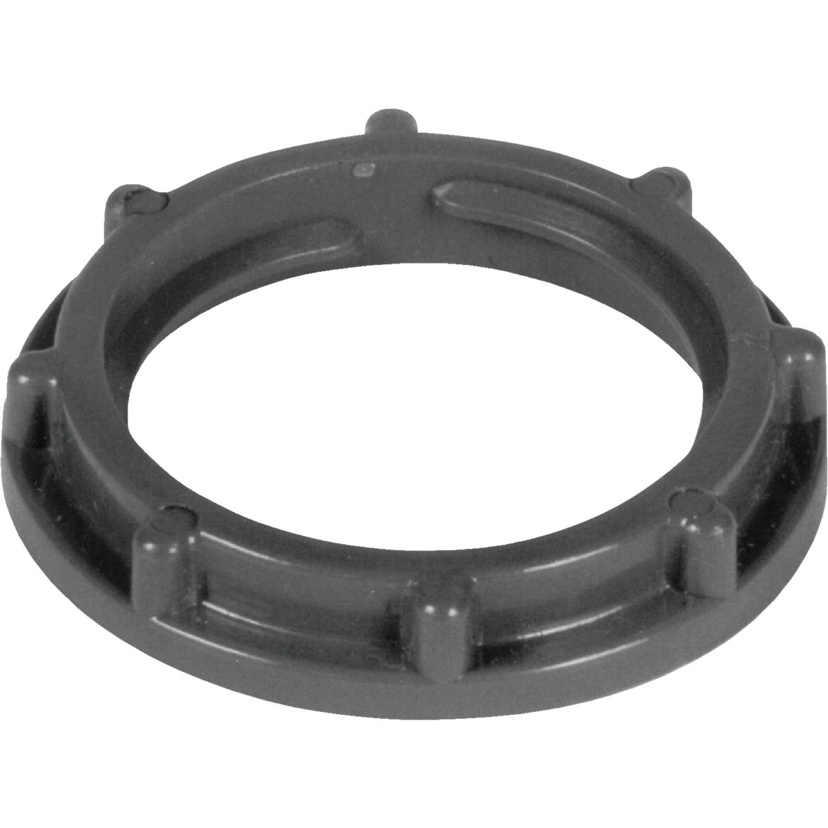 "3/4"" PVC LOCKNUT - LT9LER by Thomas & Betts"