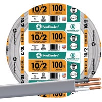 Southwire 100' 10-2 UFW/G WIRE 13056723