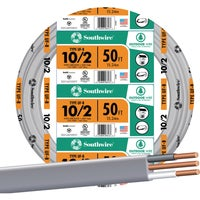 Southwire 50' 10-2 UFW/G WIRE 13056722
