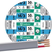 Southwire 50' 14-3 UFW/G WIRE 13057522