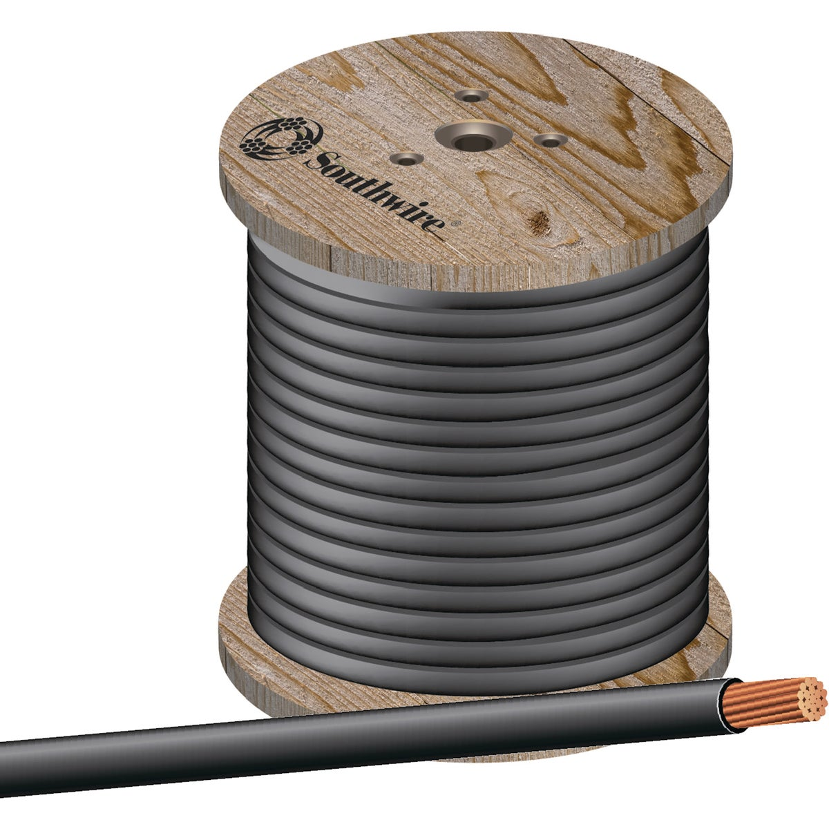500' #4 USE ALUM CABLE - 27280704 by Southwire Company