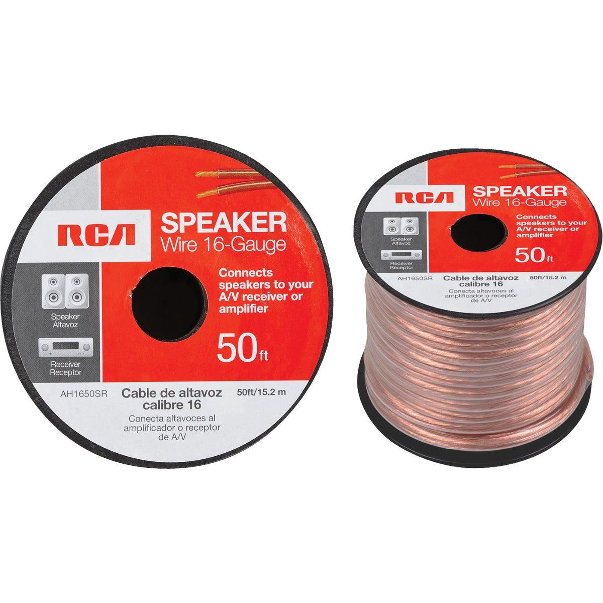 50' 16/2 Speaker Wire