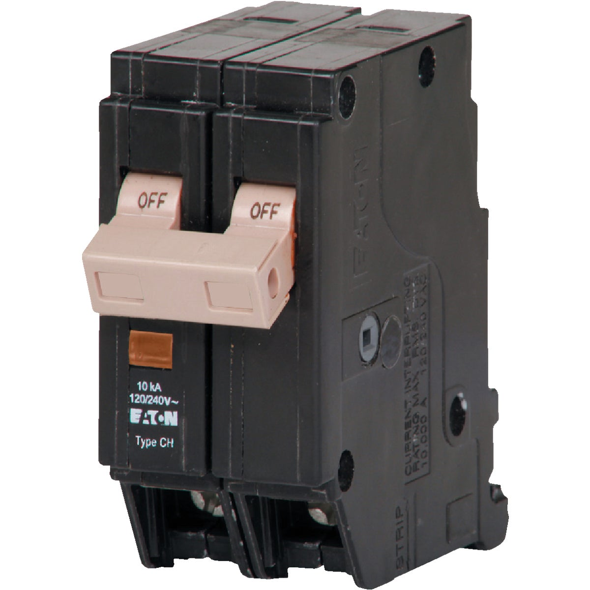 15A DP CIRCUIT BREAKER - CHF215 by Eaton Corporation