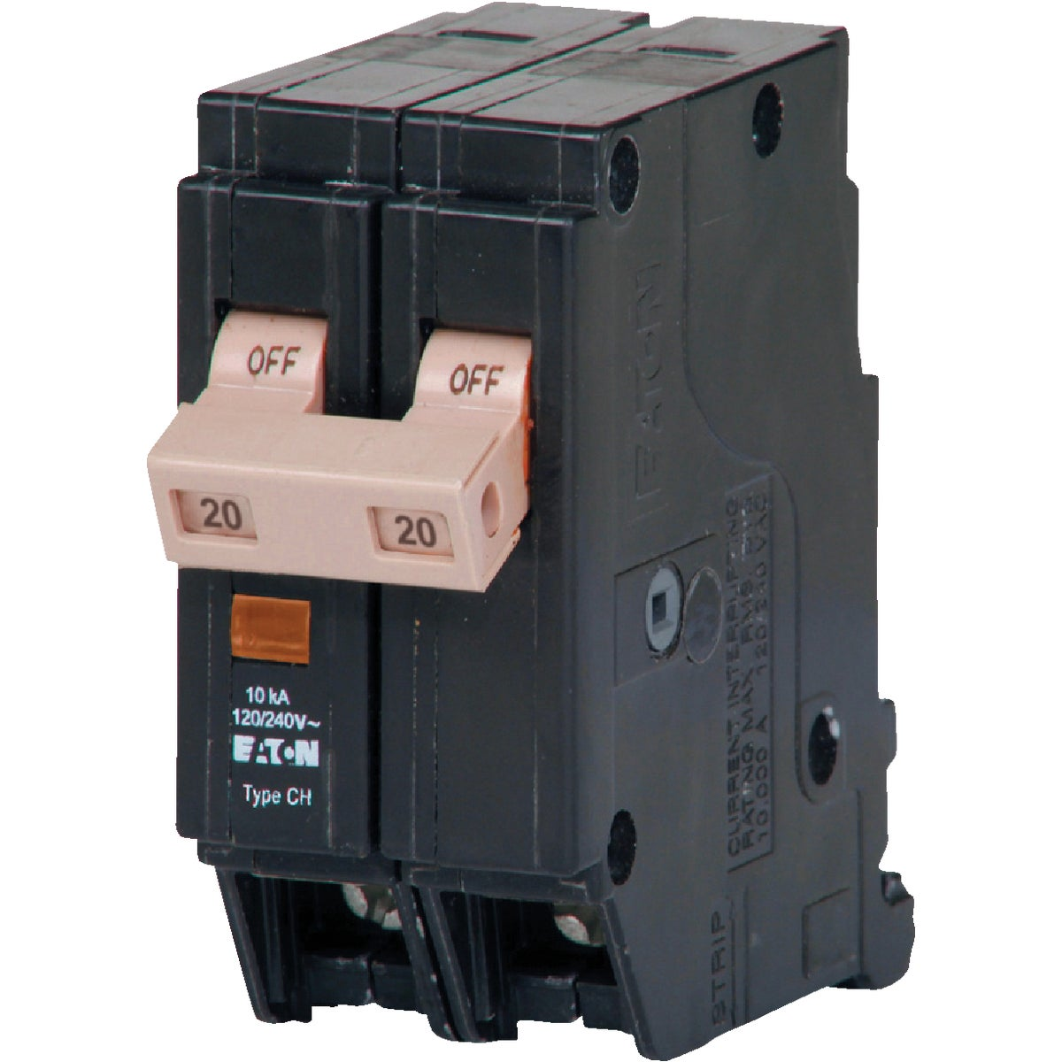 20A 2P CIRCUIT BREAKER - CHF220 by Eaton Corporation