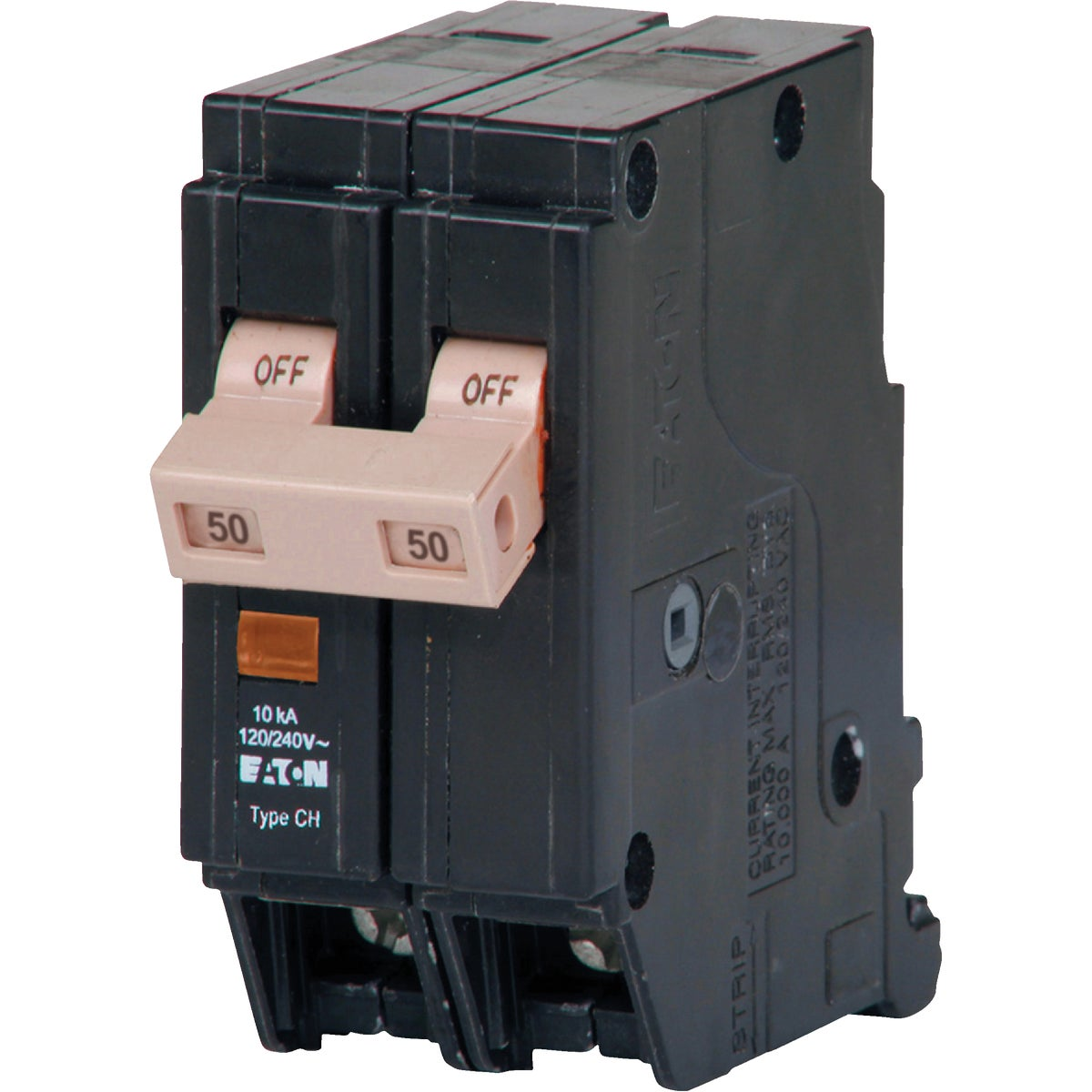 50A 2P CIRCUIT BREAKER - CHF250 by Eaton Corporation