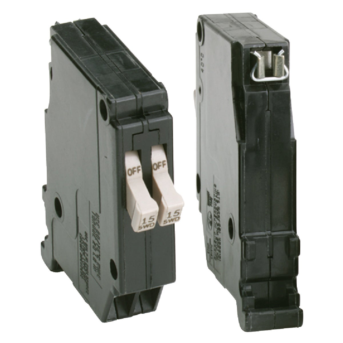 15A/15A CIRCUIT BREAKER - CHT1515 by Eaton Corporation