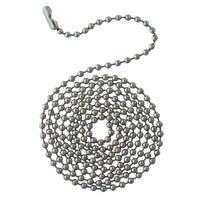 Westinghouse Lighting 3' CHR BEADED PULL CHAIN 77049