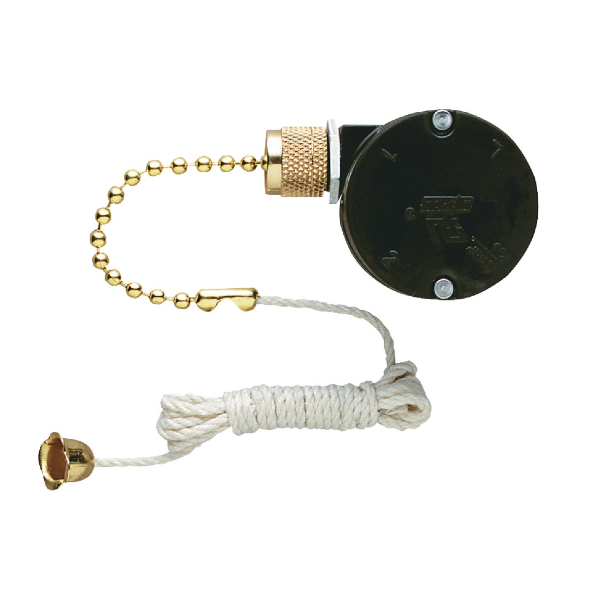 CEILING FAN 3-SPD SWITCH - 77075 by Westinghouse Lightng