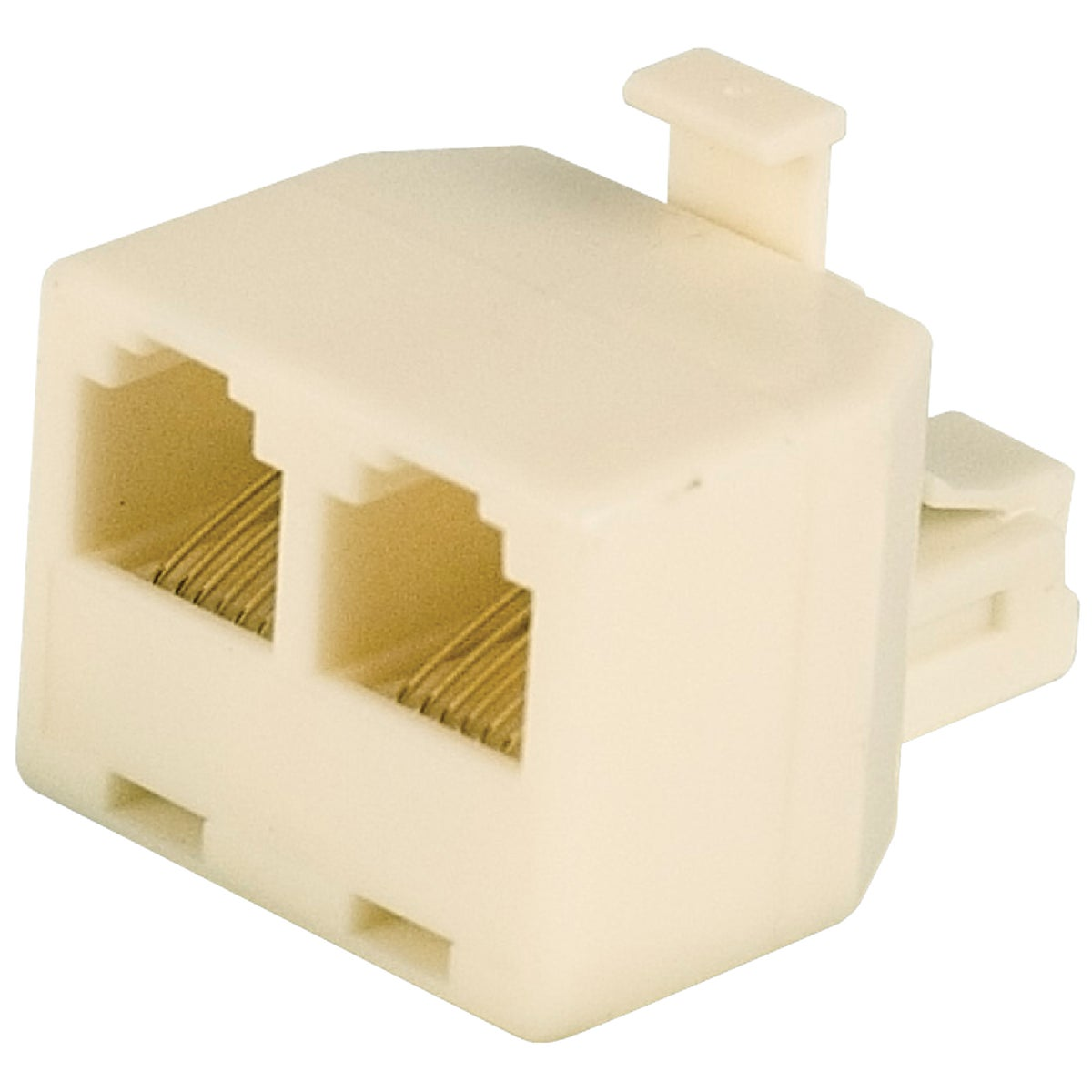 ALMOND DUPLEX ADAPTER