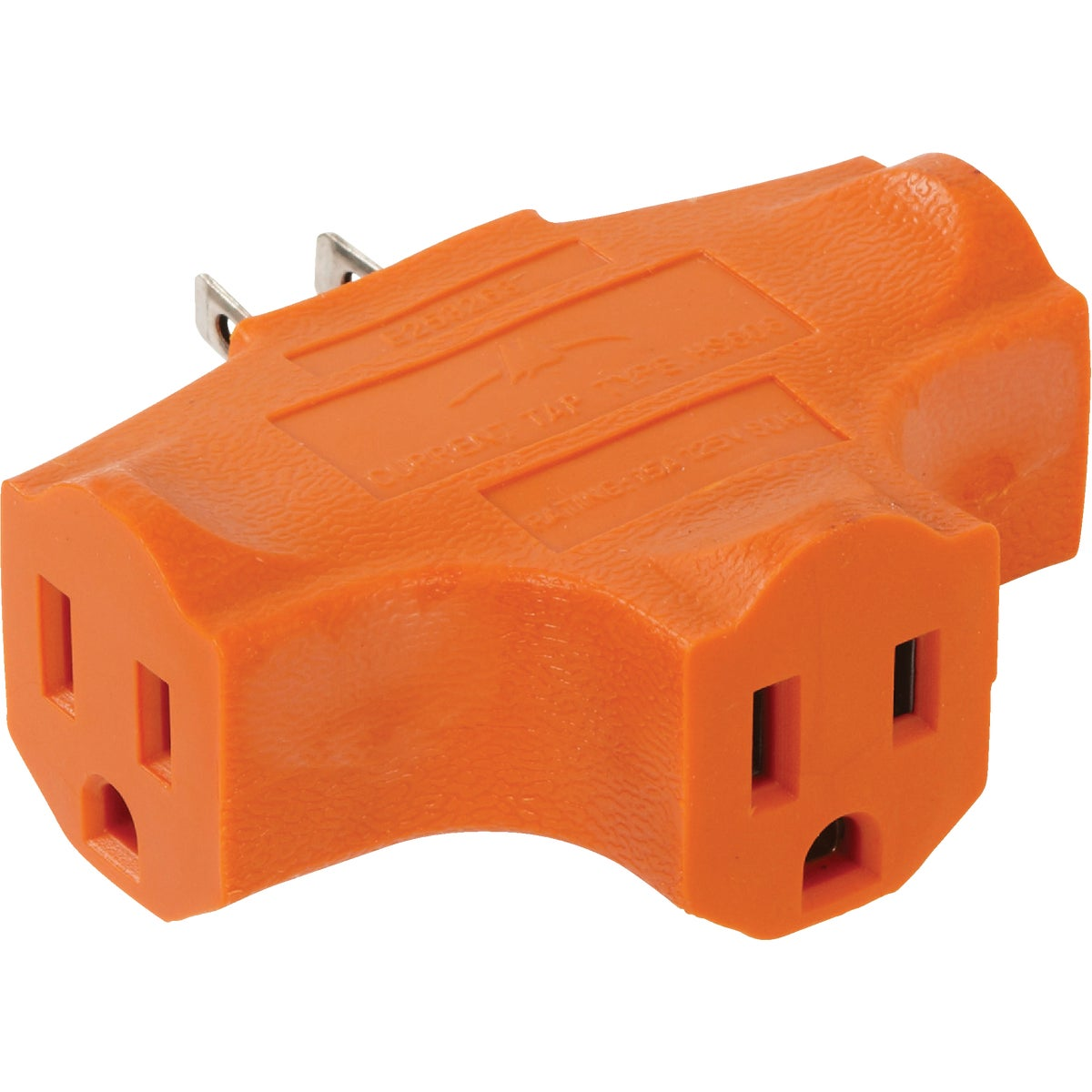 CARDED ORANGE CUBE TAP - ADAPTER-OR by Do it Best