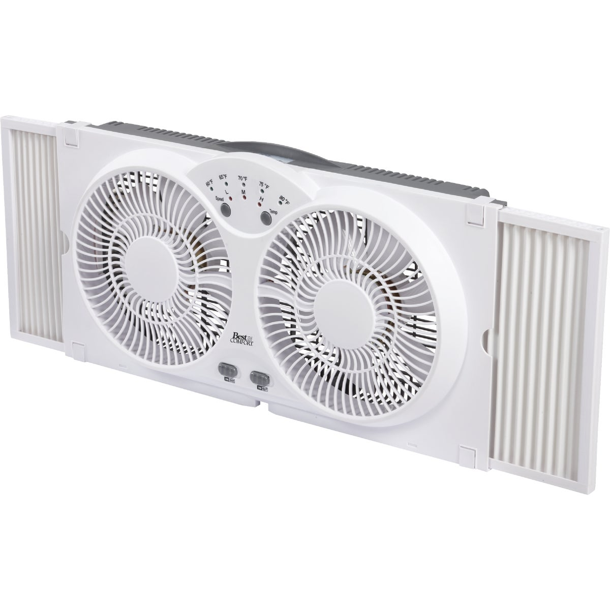 "9"" TWIN WINDOW FAN - FW23-8HS by Do it Best"