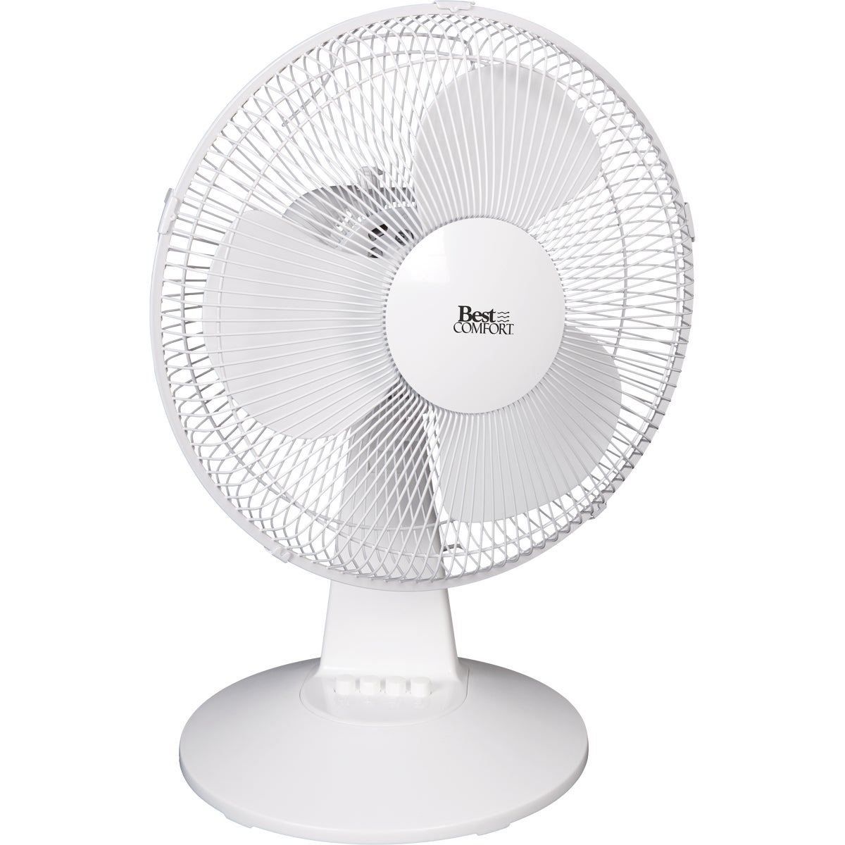 Best Comfort Oscillating Table Fan, FT40-16J