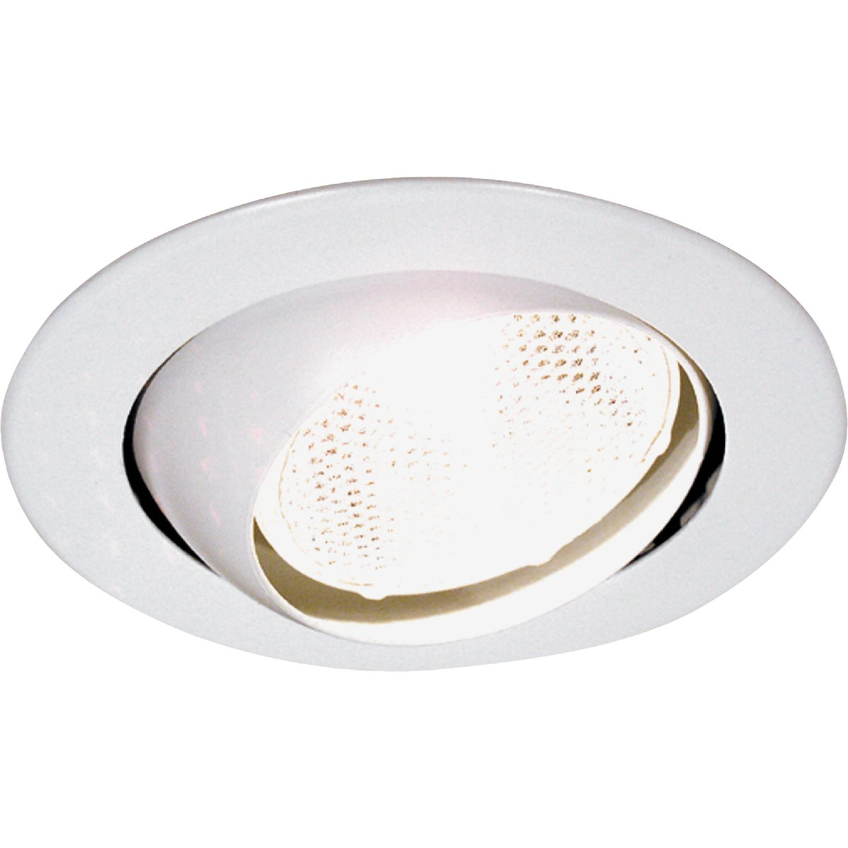 WHT RECESS FIXTURE TRIM - TR408 by Philips Consumer Lum