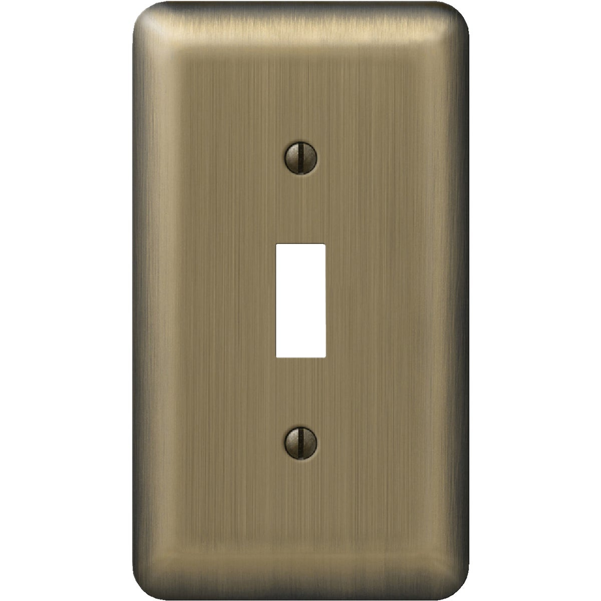 AB 1-TOGGLE WALL PLATE - 9AB101 by Jackson Deerfield Mf