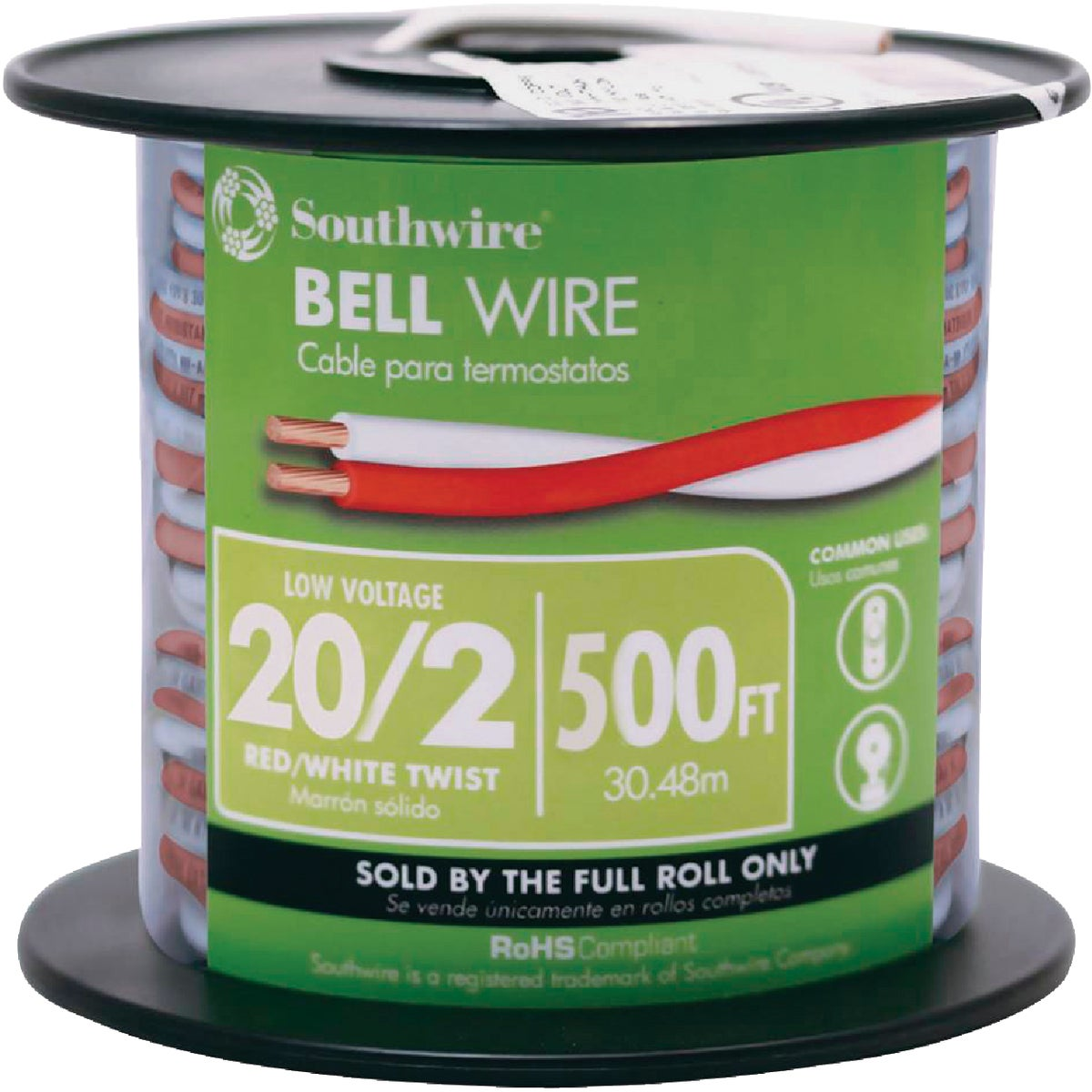 500' 20/2 Thermo Wire