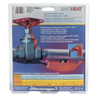Easy Heat Inc. 12' PIPE HEATING CABLE AHB112