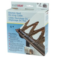 Easy Heat Inc. 20' ROOF CABLE ADKS100