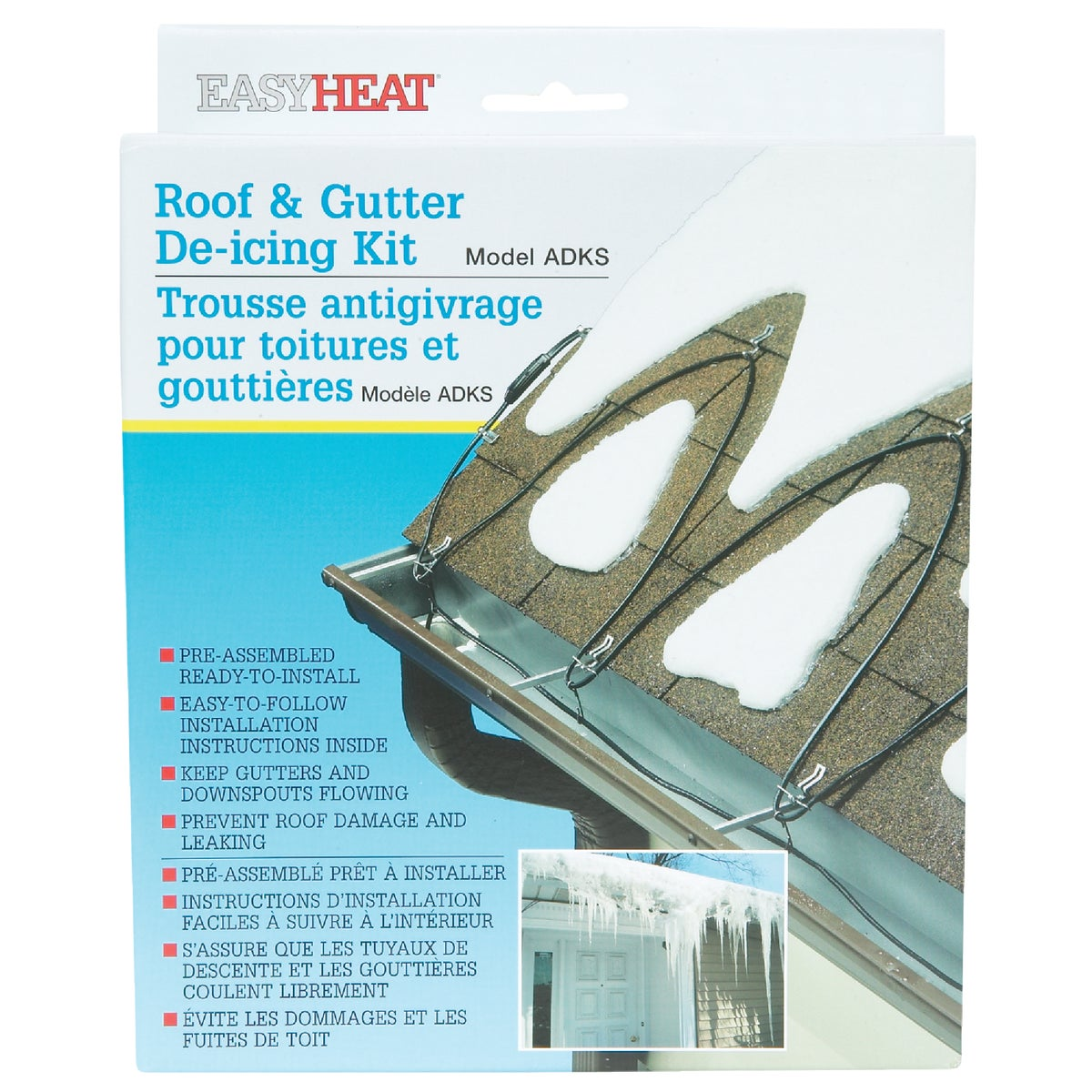 30' ROOF CABLE - ADKS150 by Easy Heat Inc