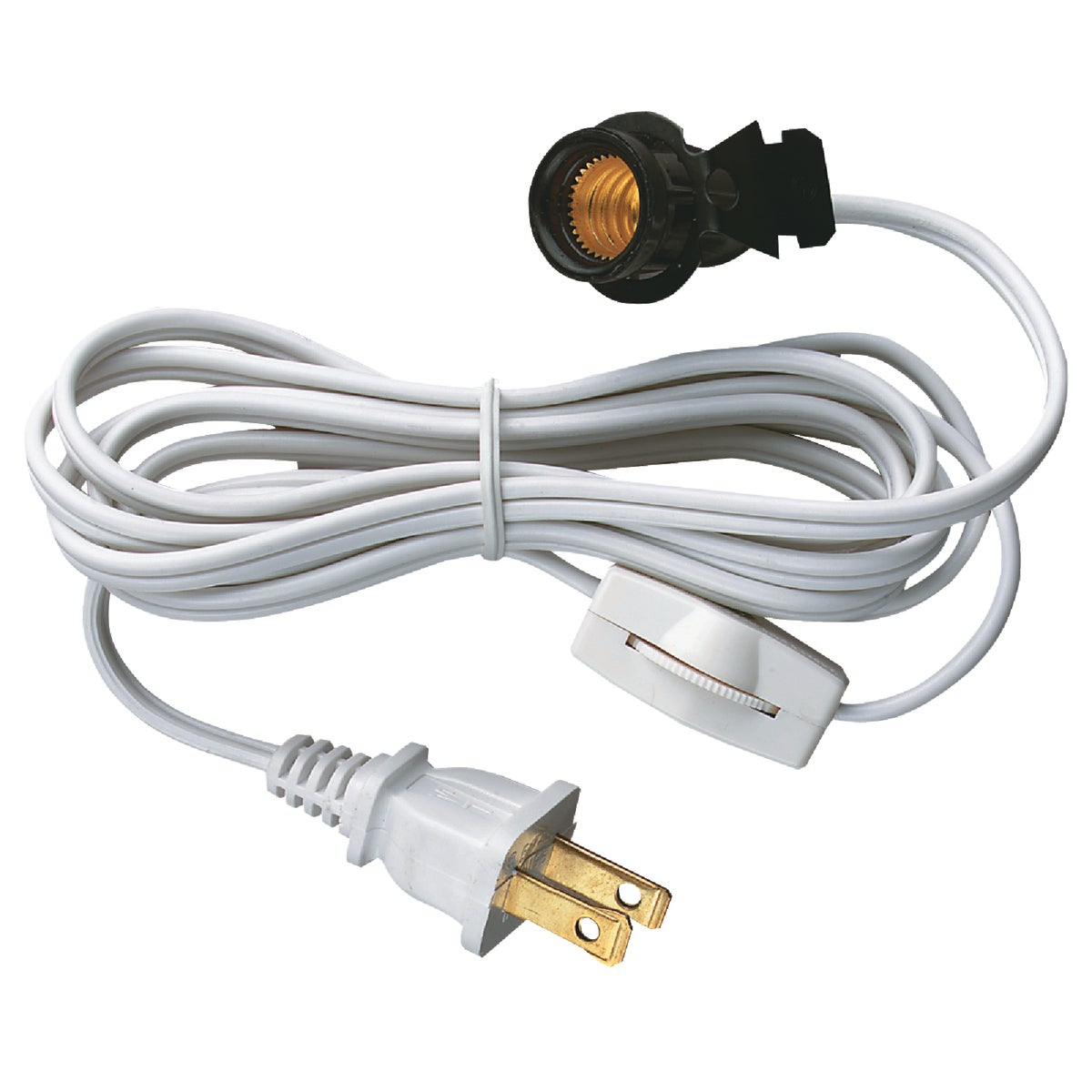WHT SWITCH/CORD