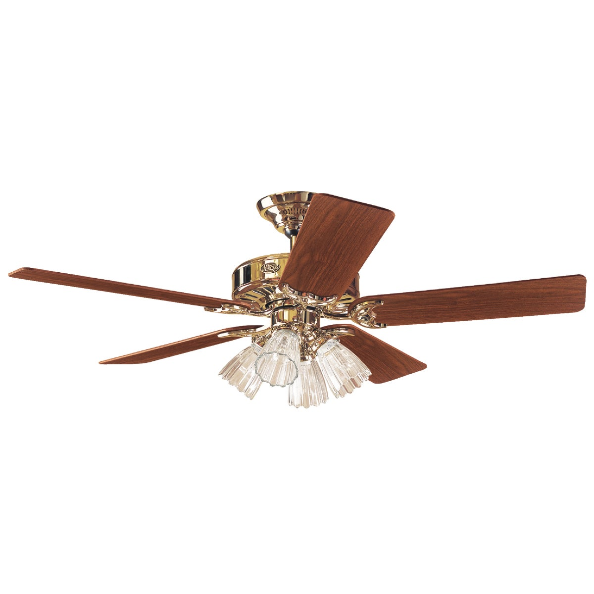 "52"" BB CEIL FAN W/LIGHT - 53066 by Hunter Fan Co"