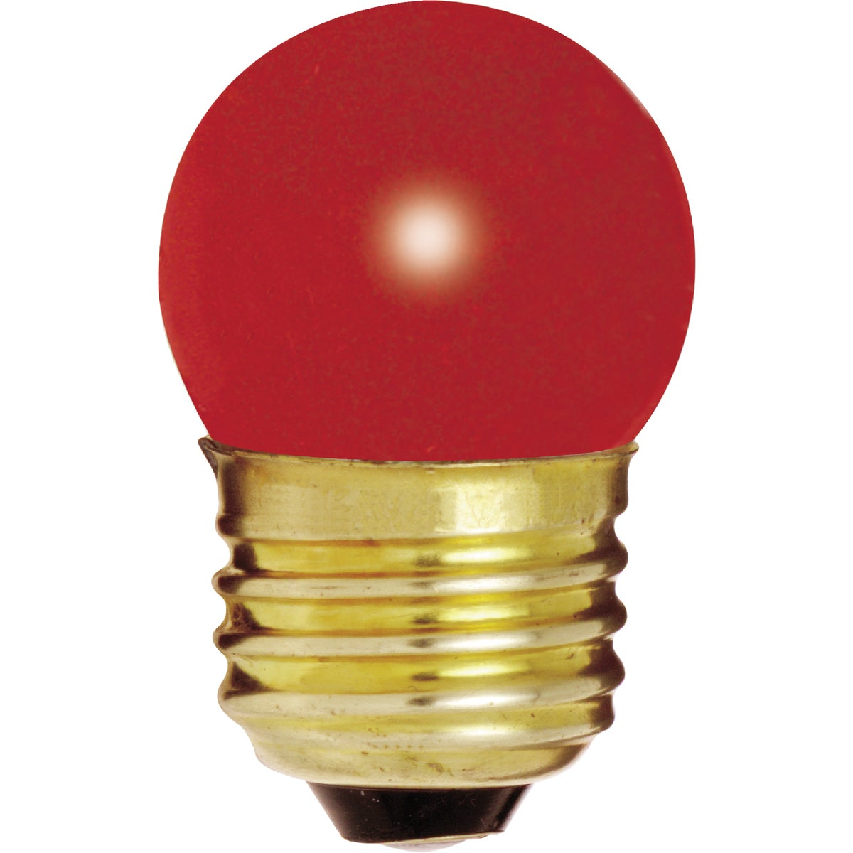 7.5W MEDIUM RED BULB - 04067 by Westinghouse Lightng