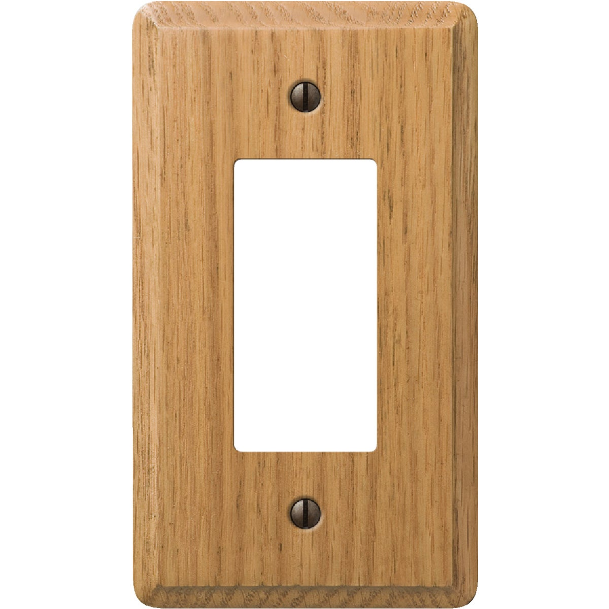 LT OAK GFI WALL PLATE - 917L by Jackson Deerfield Mf