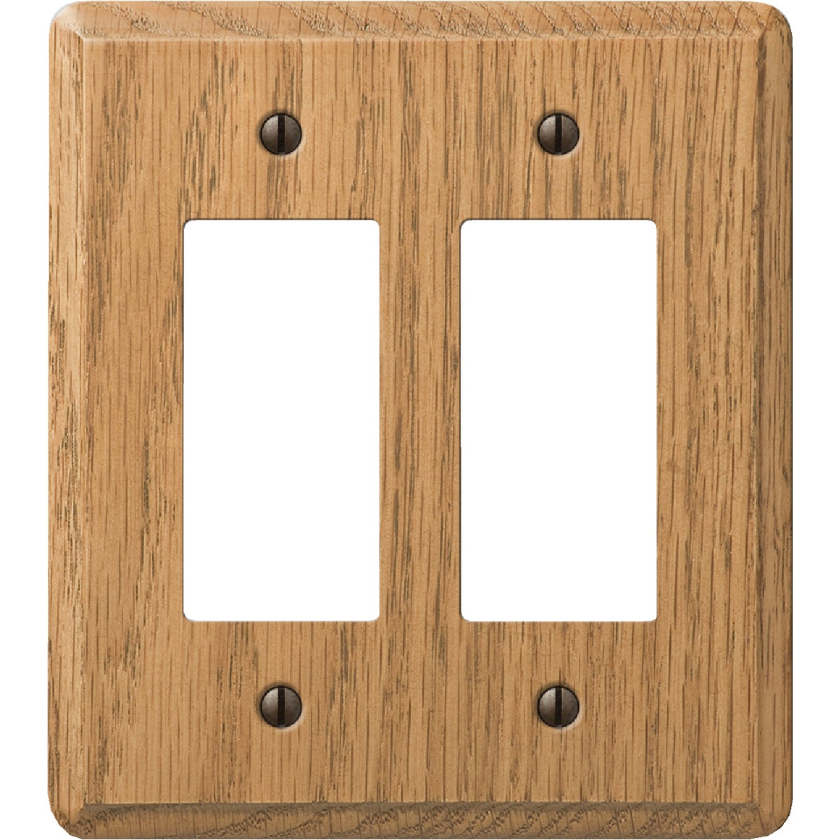 OAK 2-GFI WALL PLATE - 927L by Jackson Deerfield Mf