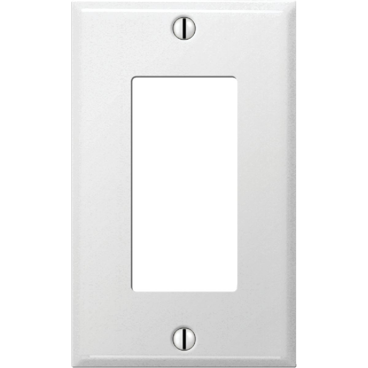 WHT ROCKER WALL PLATE - 8WS117 by Jackson Deerfield Mf