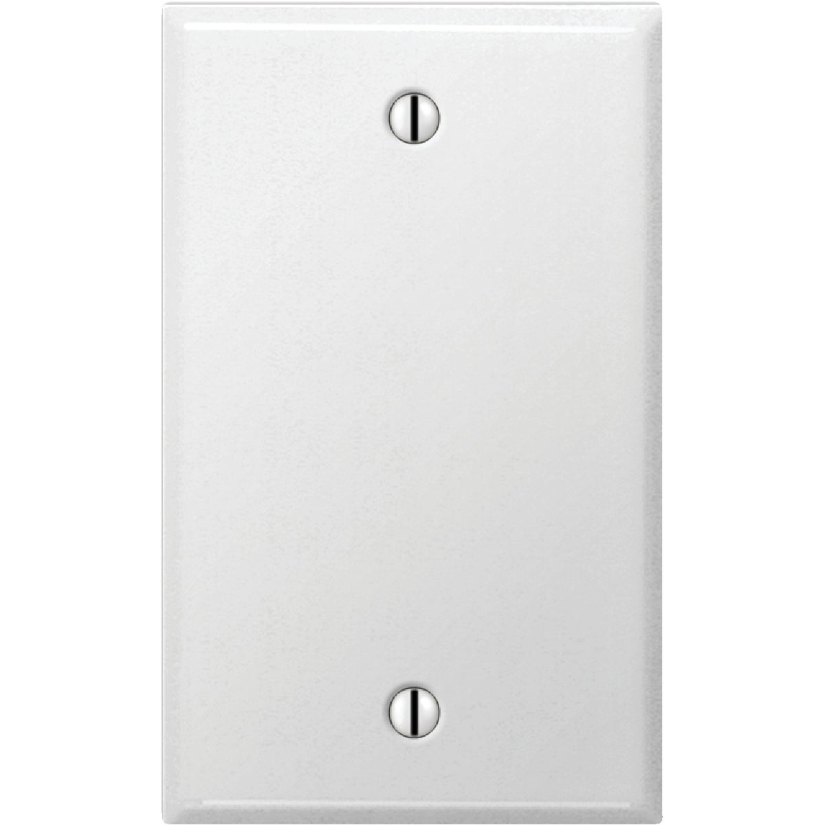 WHT BLANK STL WALL PLATE - 8WS100 by Jackson Deerfield Mf