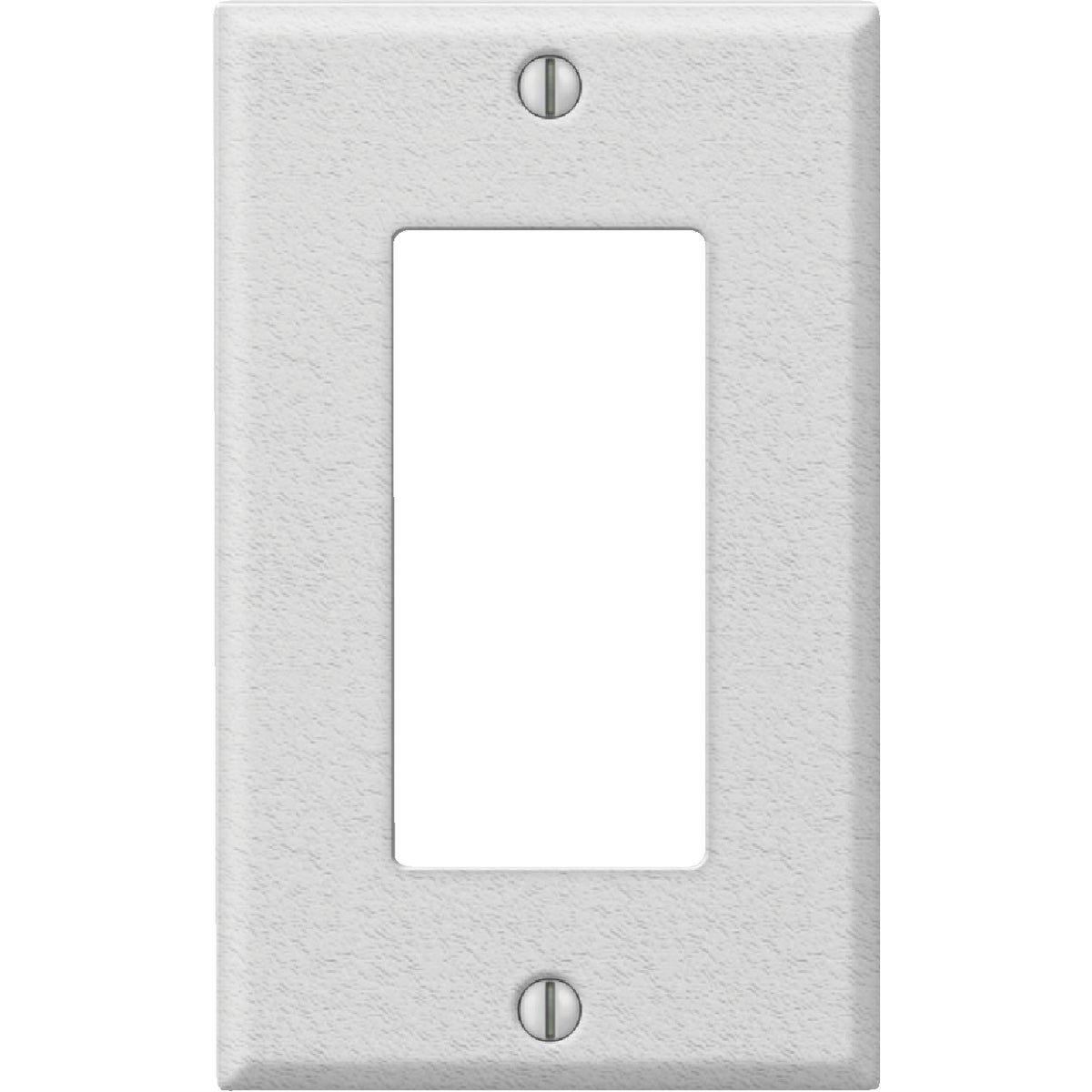 WHT ROCKER WALL PLATE