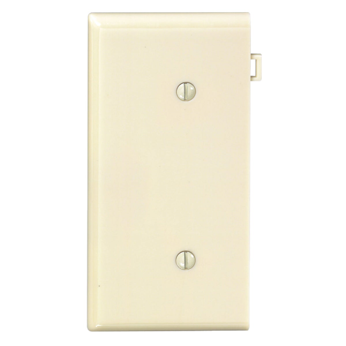 IV BLANK END PLATE - 924-PSE14-I by Leviton Mfg Co