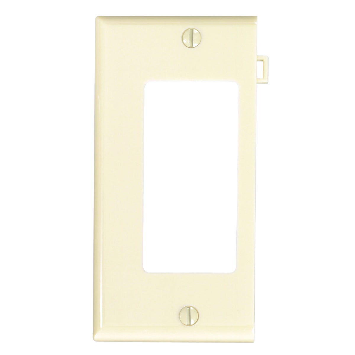 IV GFI END PLATE - PSE26I by Leviton Mfg Co