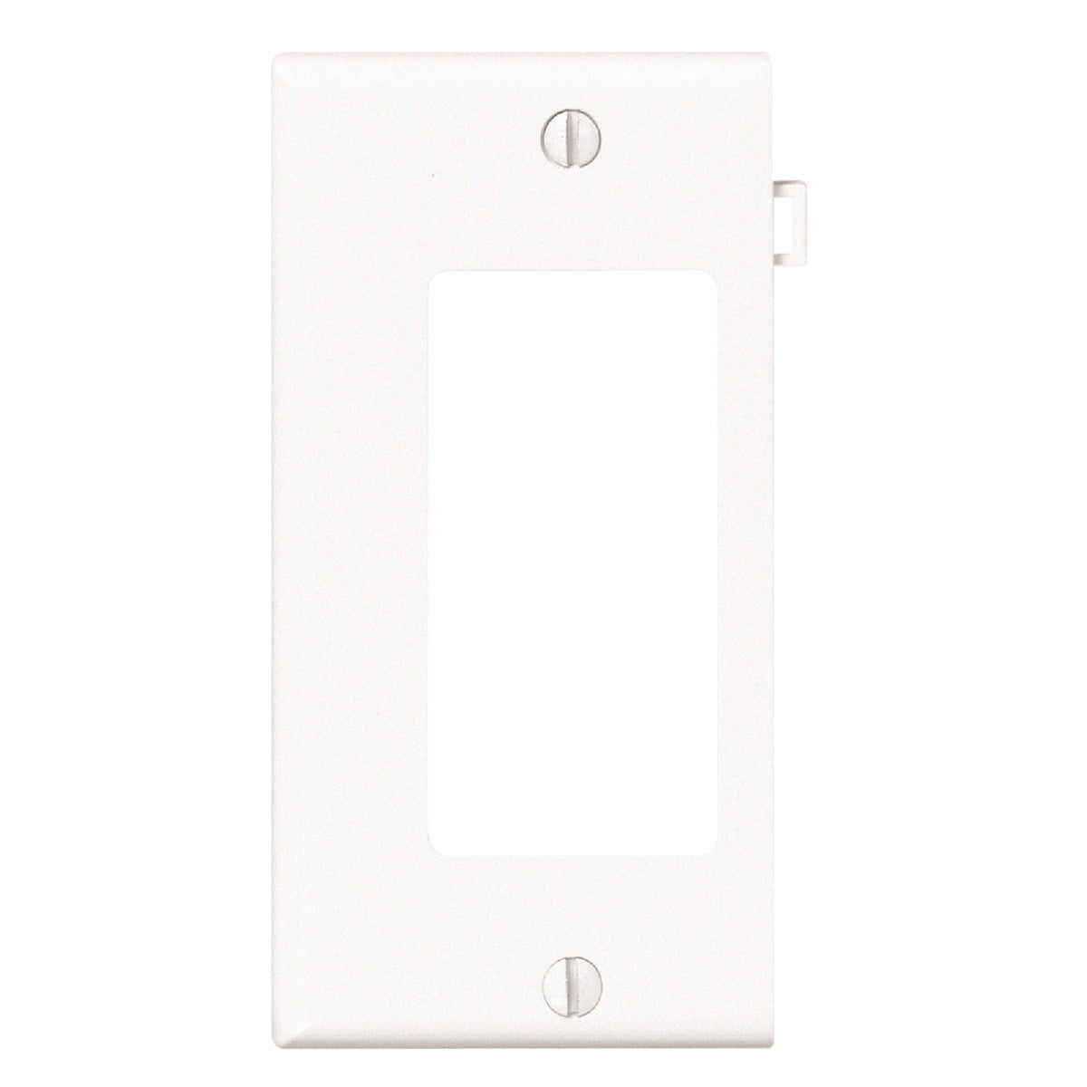 WHT GFI END PLATE - PSE26W by Leviton Mfg Co