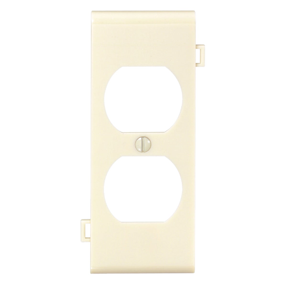 IV DUPLEX CENTER PLATE - PSC8I by Leviton Mfg Co