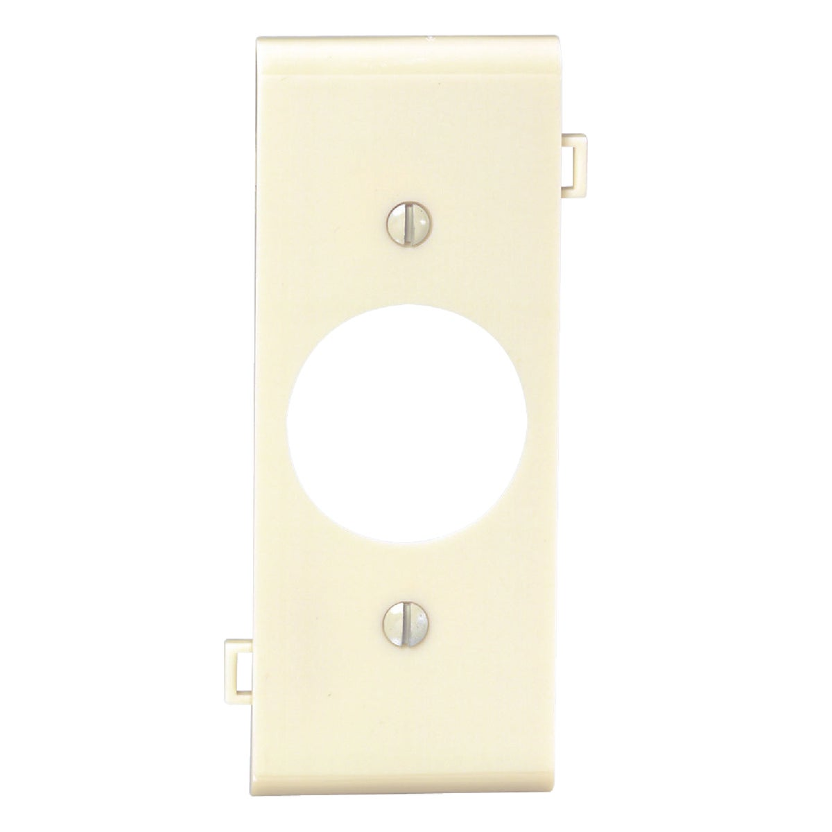 IV SINGLE CENTER PLATE - PSC7I by Leviton Mfg Co