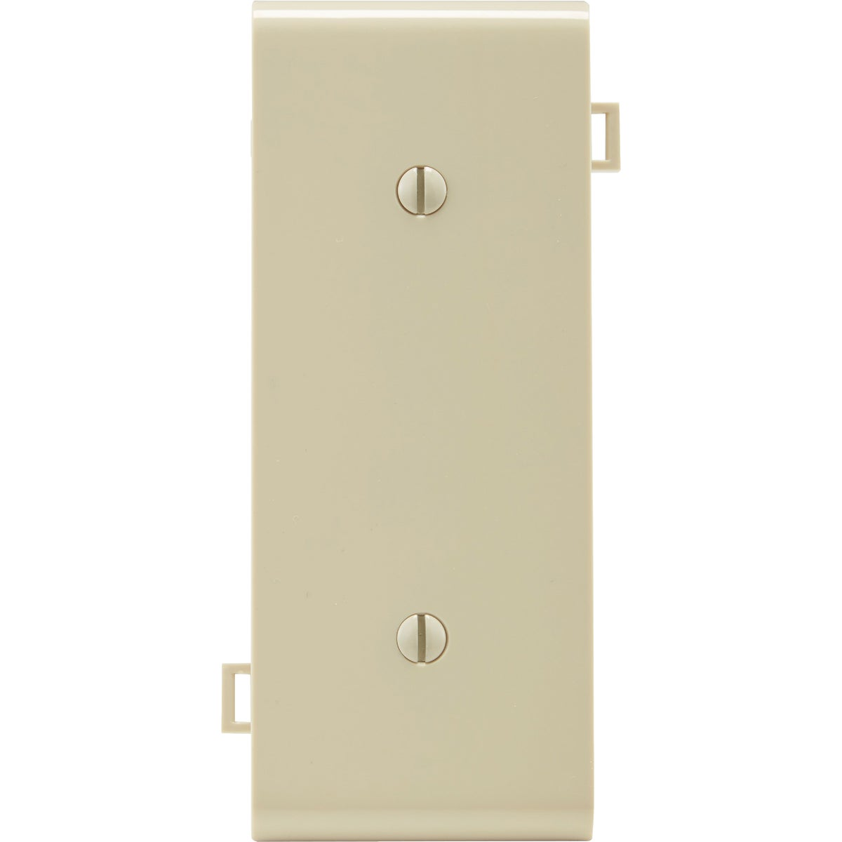 IV BLANK CENTER PLATE - 004-PSC14I by Leviton Mfg Co