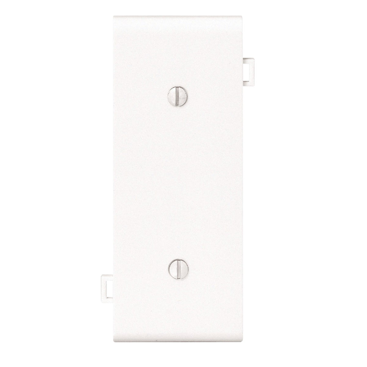WHT BLANK CENTER PLATE - 006-PSC14W by Leviton Mfg Co