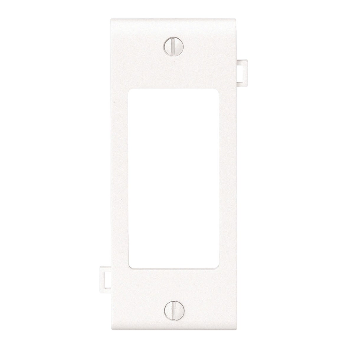 WHT GFI CENTER PLATE - 905-PSC26W by Leviton Mfg Co