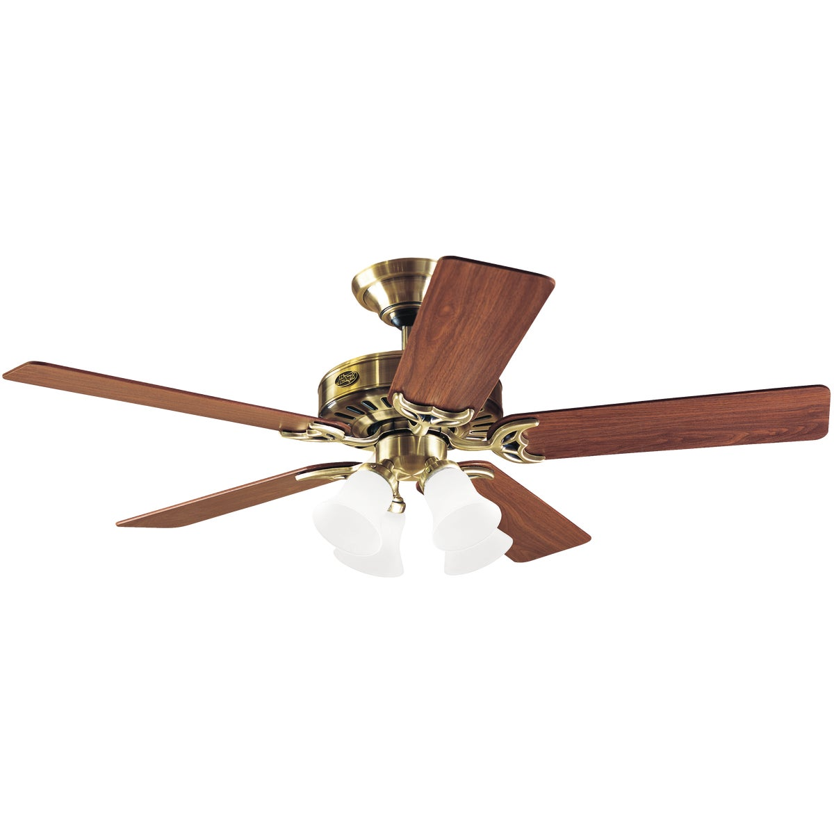 "52"" AB CEIL FAN W/LIGHT - 53063 by Hunter Fan Co"