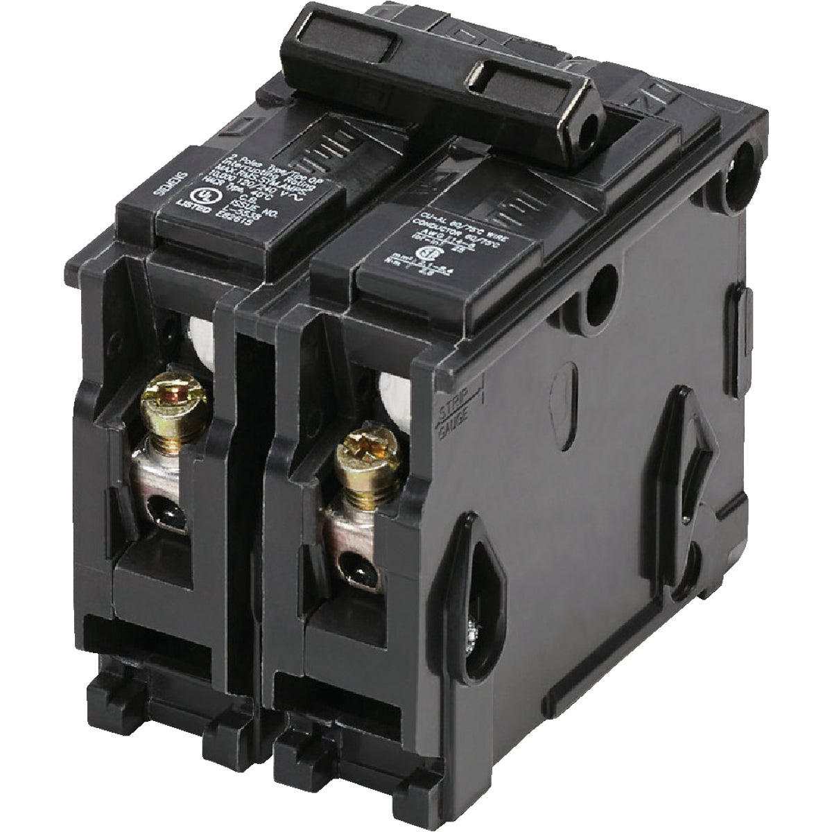 60A 2P CIRCUIT BREAKER - ICBQ260 by Connecticut Electric