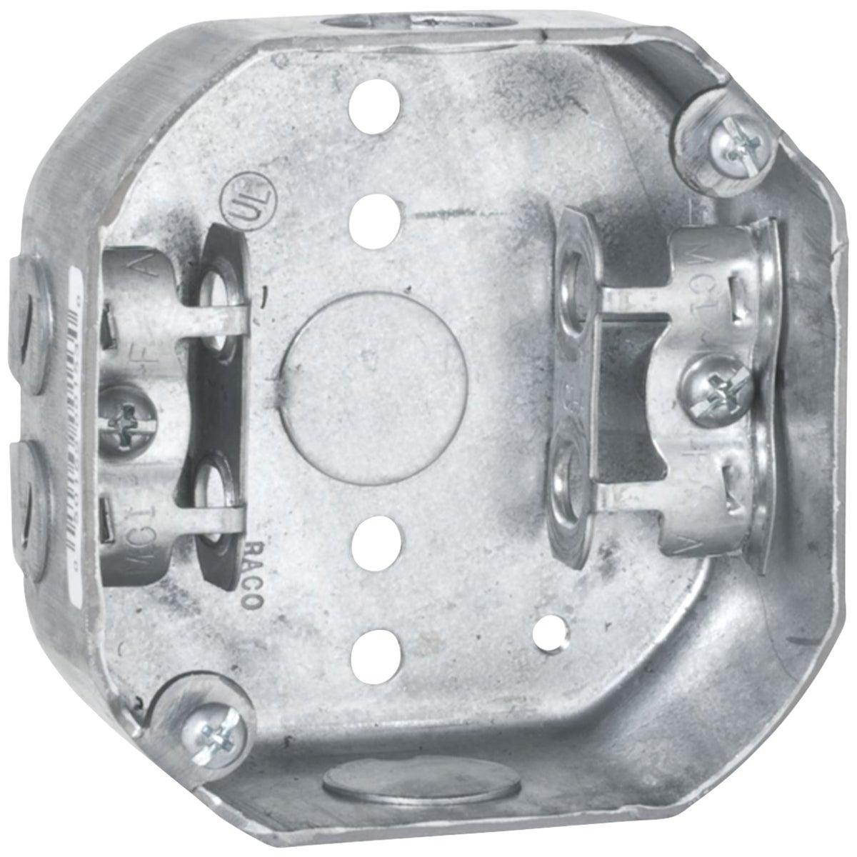 4X4X1-1/2 AC OCT BOX