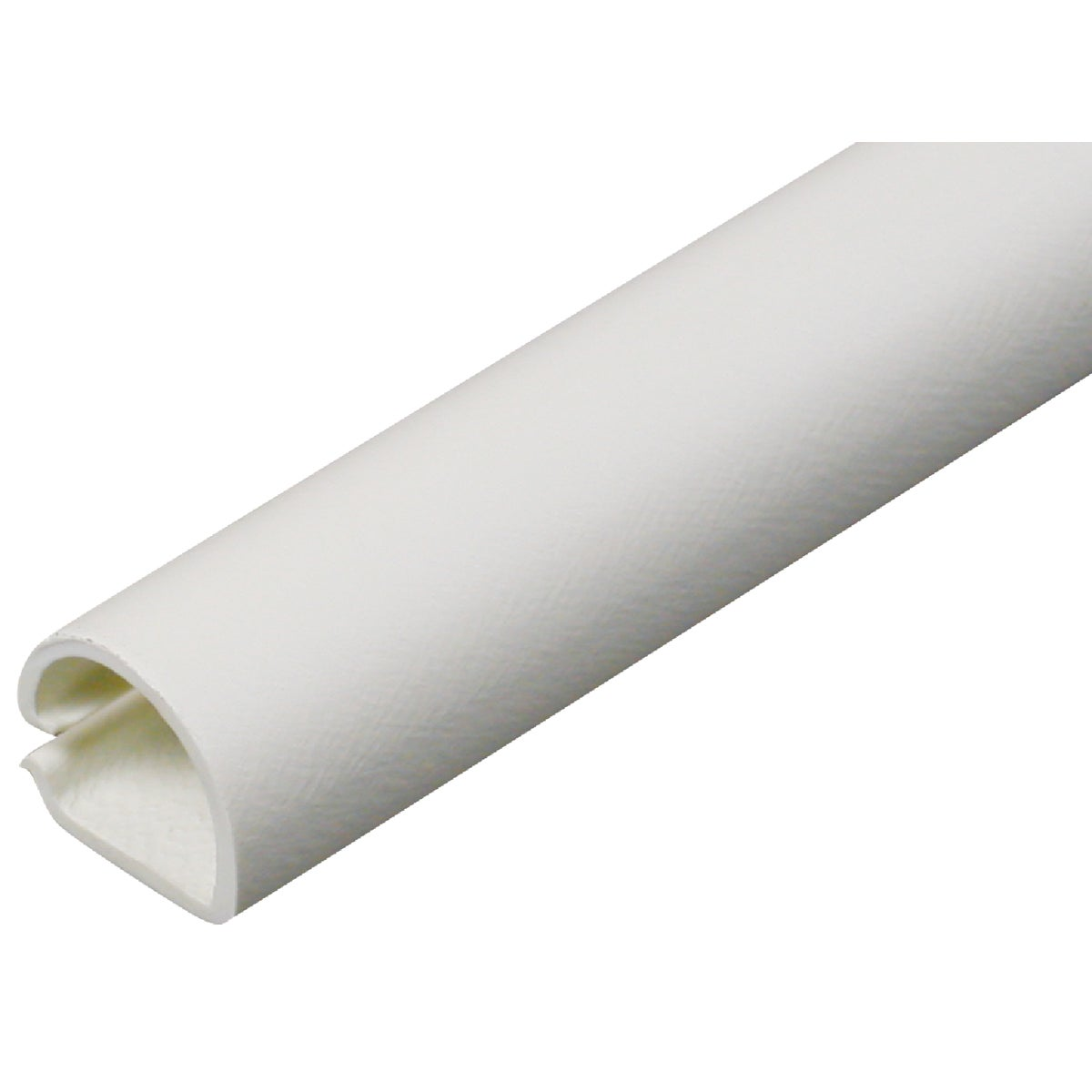 5' WHT CORD CHANNEL - C10 by Wiremold / Legrand