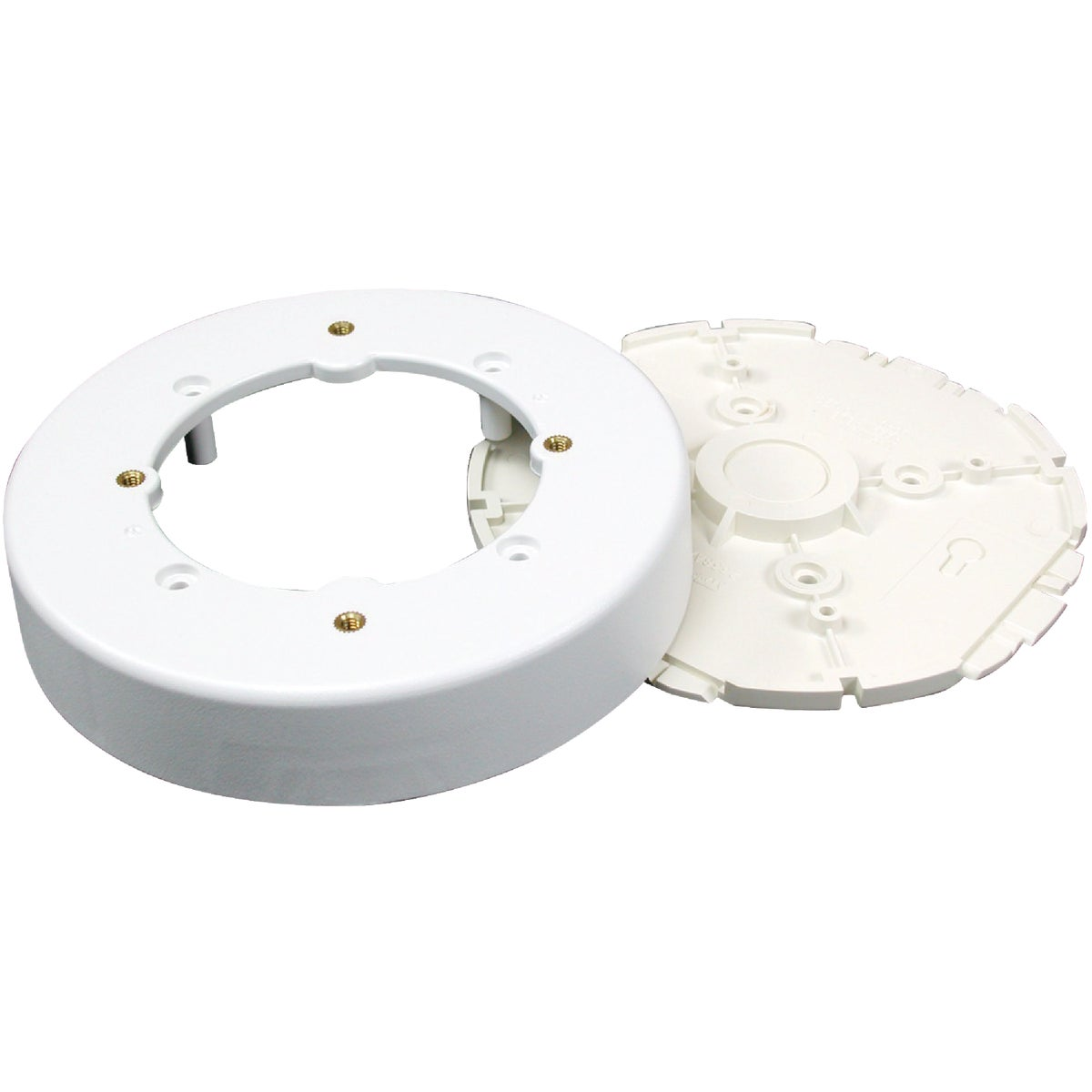ROUND CEILING BOX - NMW4 by Wiremold / Legrand