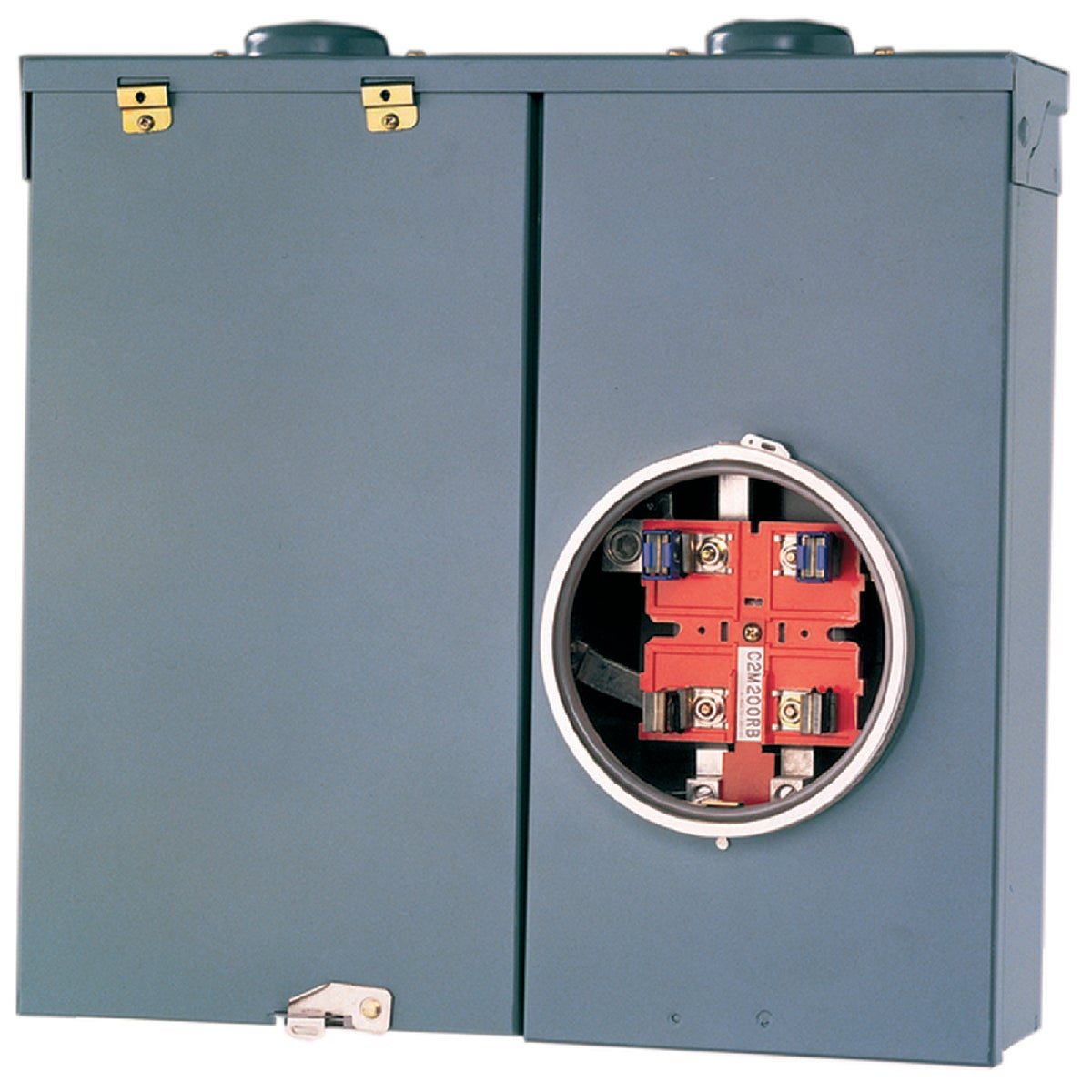 200A METER BREAKER PANEL - CQRA200 by Square D Co