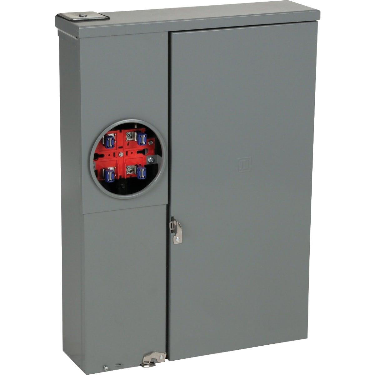 200A Meter Breaker Panel