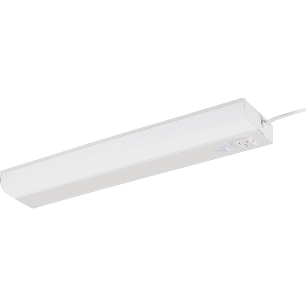 "18"" UNDERCABINET LIGHT - G9318P-T8-WH-I by Good Earth Lighting"